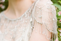 Embellished  / Lace, beadwork, sequins, and sheer layers.   / by Nicole Mosher