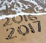 Happy New Year / Resolutions, Commitments, Changes, Ideas, Inspiration, and Bucket List for the New Year