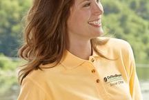 Ladies Polos / Looking for a professional look for your employees? EZ Corporate Clothing's Ladies Polos will make your staff stand out. All of these polos can be personalized for your business with embroidery or printing. We can replicate any logo or design, and we offer free samples!