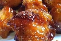 Chicken, Chicken, and MORE Chicken / by Brittany Overstreet