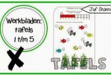 Rekenen - Tafels