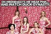 On Wednesdays, we wear pink... / Some days are just pink days!