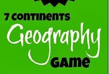 hs geography / by Jessica Saunders
