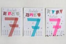 Verjaardagkalenders / Verjaardagkalenders voor in de klas