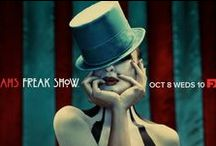 American Horror story / All about American Horry story on FX  / by Tina