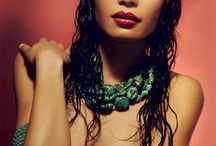 Fashion Jewelry Models in Turquoise / American Turquoise Jewelry has been a great accessory for Fashion Industry of the United States of America for decades.. We love to look at beautiful women wearing our authentic Turquoise Jewelry from the Southwest!  We salute the American Fashion Industry who choose to buy American and promote our Native American Culture of The American Southwest! Durango Silver Company has been leaders in producing stunning authentic Turquoise Jewelry for the American Fashion Industry for over 40 years.