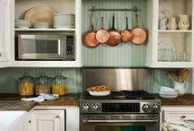 Dream Home: Kitchen / by Kylie Antcliff