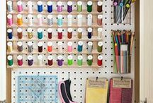 Sewing dreams / Inspiration on sewing projects, and idea's on creating my perfect sewing room.