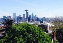 Seattle Vacay / by Lauren Gallardo