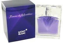 Mont Blanc Perfumes / Mont Blanc Perfumes