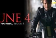 Hannibal - TV Show / Hannibal - TV show on NBC  / by Tina