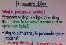 Persuasive / by Jennifer Adair