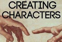 Character Analysis / by Jennifer Adair