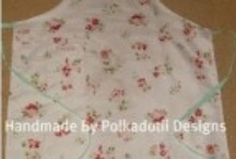 Sewing projects made by Polkadotii Designs