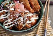 Recipes/Food / by Erika Last