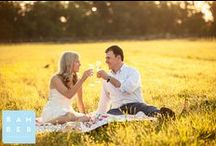 Outdoor Engagement Sessions