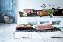 ◦ h o m e ◦ / Designer furniture, inspirational homes.