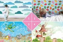 Παιδικό Δωμάτιο / Η διακόσμηση του παιδικού δωματίου είναι μια από τις πιο σημαντικές και ιδιαίτερες στιγμές σε κέθε σπίτι. Η HouseArt σας προτείνει λύσεις για να δώσετε χρώμα στη ζωή των μικρών σας αγγέλων..