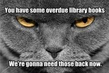 Library Management / Things to make a librarians life a little easier!