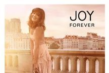 JOY FOREVER / The Stunning New Fragrance by Jean Patou
