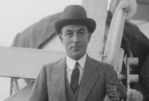 "JEAN PATOU / The worlds first businessman couturier. America called him ""the most elegant man in Europe.""  Entrepreneur, Innovator & Visionary- JEAN PATOU was the perfect gentleman of his time."