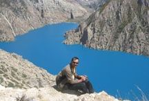 Lakes and water falls in the Nepal Himalayas / There are number of pristine lakes originating in the Nepal Himalayas. Mountain lakes like Rara, Phoksundo, Phewa etc., are majestic in extent and beauty. Nepal a country with 277 big and small rivers offers many magnificent waterfalls to attract the nature lovers.
