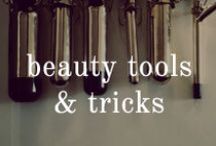 Beauty Tools & Tricks / These tools and tricks will lift stress and time off your beauty routine.  / by Beautyfit Girls