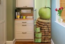 Αυτοκόλλητα Ψυγείου houseart.gr / Ψυγεία με προσωπικότητα και στυλ...
