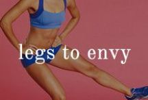 Legs to Envy / From your thighs down, these workouts will give you legs to brag about. / by Beautyfit Girls