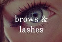 Brows & Lashes / Frame your face. / by Beautyfit Girls