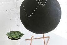 ⋆ DIY Ideas | Furniture, Stuff & Deco ⋆ / DIY Ideas, furniture, objects, deco Tutoriales para hacerlo tú mismo, de mobiliario, decoración. #DIY #Creatividad #Decoración
