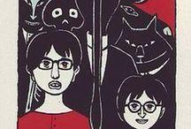 Nos influences / Les auteurs de bande dessinée qui nous influencent / nos références