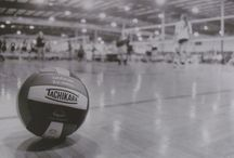 Volleyball / by Alicia Wallingford