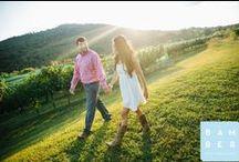 Vineyard Engagement Sessions