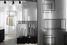 ⋆ Retail | Spaces & Stuff ⋆ / Retail ligthing, display, shops, something about retail