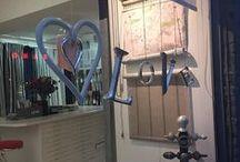 Romantic Windows / Pret a Vivre showrooms get romantic for Valentine's Day!