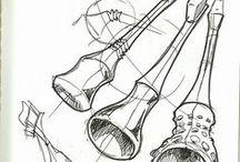 ⋆ Interior & Industrial Sketches | Design ⋆ / Sketches, Ideas, Design, brain storming