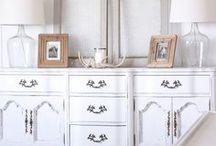 ⋆ SHABBY CHIC | Interior Design ⋆ / Interiors, stuff, style combinations, ideas, decor