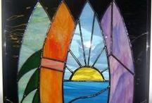 Arte em Vidro / Vitrais