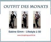 #Outfit des Monats / Das Outfit des Monats ist ein monatliches Link-up von Bling Bling Over 50. Ich lade Euch dazu ein, die monatlichen Lieblings-Outfits zu präsentieren.