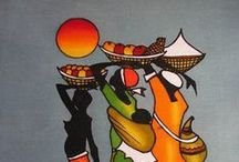 Love African Things / Motivos e coisas africanas