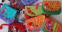 Bolsas e bolsinhas, sacos e saquinhos (costura)