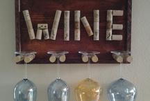 With Wine Corks and Wine Stuff! / by Simone Sansiviero