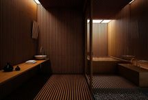 Bathrooms / by Mohamed O