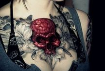 Chest Tattoo Pieces