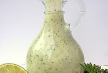 Salad Dressings / by Dawn Prezioso