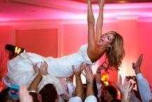 Wedding Party Dancing  / Wedding Guests on the Dance Floor, First Dance, Parent Dance shots