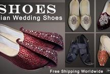Indian mens wedding footwear