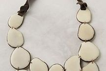 chunky necklaces & earrings