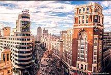 Madrid / Retrato fotográfico de los barrios de Madrid.